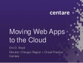 Moving Web Apps to the Cloud - Iowa...