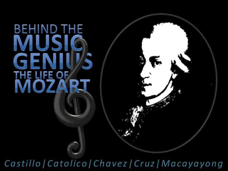 Mozart's Life