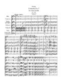 Mozart   violin concerto no.5 in a, k.219 - partitura completa - full sheet music - score - w.a. mozart
