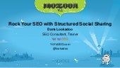 Rock Your SEO with Structured Socia...