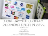 Mobile payments and mobile credit