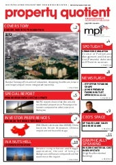 MPI Market Report – July 2011