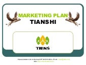 Marketing Plan Tianshi Unicore