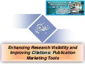 Enhancing Research Visibility and I...