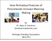 Michigan Reading Association 2013 -...