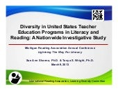 Diversity in Teacher Education Prog...
