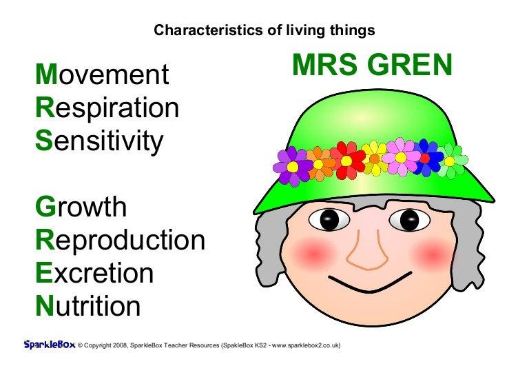 Keystone Biology LiveBinder – Characteristics of Life Worksheet