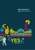 MSL Germany Public Affairs Survey 2013 - Synopsis