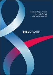 MSLGROUP Election Night Report