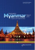 Myanmar: Insights and Opportunities 2013