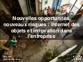 New Opportunities, New Risks: The Internet of Things and Business Innovation- French