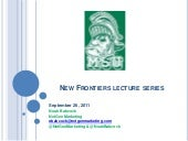Michigan State MBA New Frontiers