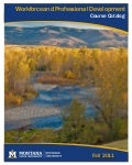 MSU Extended University Fall 2011 course catalog