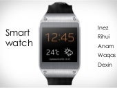Smart Watch: a business model