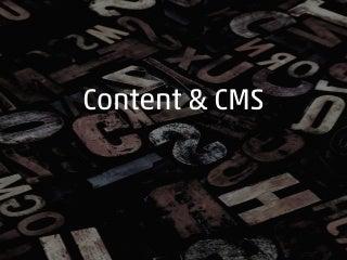 コンテンツとCMSの上手な付き合い方