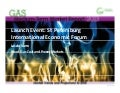 Slides from Launch of Medium-Term Gas Market Report 2013