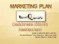 Barriquando: Marketing plan