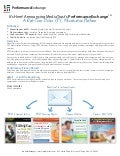 MediaTrust PerformanceExchange Email Publisher Partner Collateral One Sheet