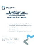 Multapplied Networks - Bonding and Load Balancing together in Bonded Internet™