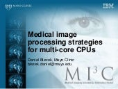 Medical Image Processing Strategies...