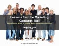 Lessons from the Marketing Campaign Trail: Using Social Media to Engage Multicultural Communities