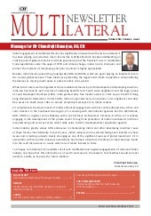 CII Multilateral Newsletter, Octobe...