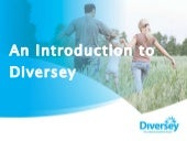 Intro to Diversey, Inc