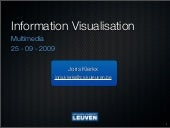 Information Visualisation (Multimed...