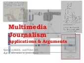 Multimedia journalism may 2011