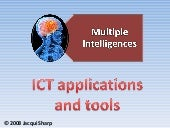 Multiple Intelligences ICT Applicat...