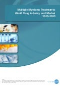Multiple myeloma treatments world drug industry and market 2013 2023
