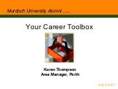 Your Career Toolbox
