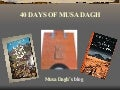 40Days of Musa Dagh