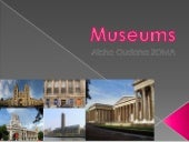 Tate modern and British museum