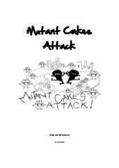 Mutant Cakes Attack Script Report