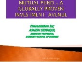 Mutual fund ppt (1)