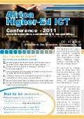 Africa Higher Ed ICT Conference