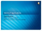 MWC Presentation: World of Applicat...