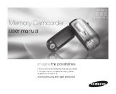 Samsung Camcorder MX10 User Manual