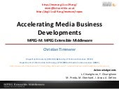 Accelerating Media Business Develop...