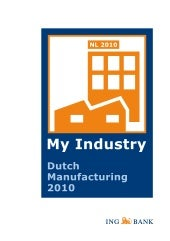 ING My Industry: Dutch Manufacturin...
