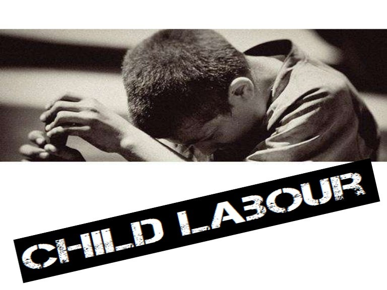 What is a good title for an essay on child labor?