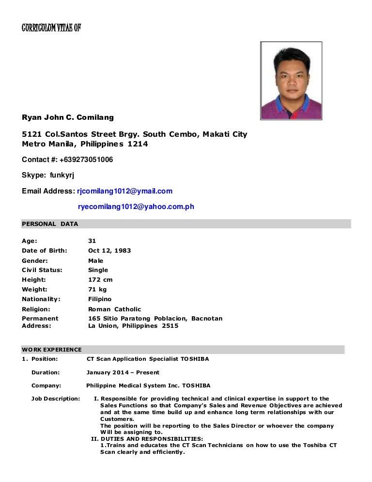 Please Judge my Resume!?