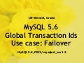 MySQL 5.6 Global Transaction Identifier - Use case: Failover