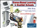Computer Games Based Learning in Scottish Schools