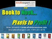 Book to Nook - Pixels to Profit (Na...