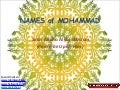 NAMES of MOHAMMAD