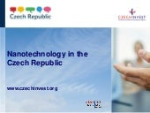 Nanotechnology in the Czech Republic