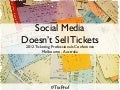 Social Media Doesn't Sell Tickets - NARPACA Conference