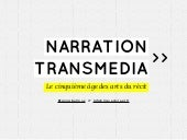 Narration transmédia - Introduction
